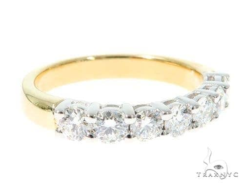 Pave Diamond Wedding Ring 45417 Wedding