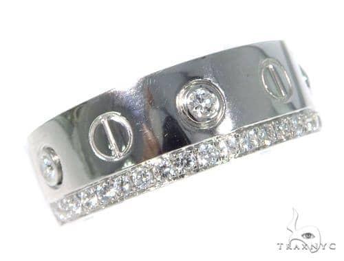 Prong Diamond Wedding Ring 45421 Style