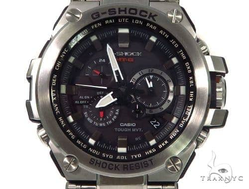 CASIO G-SHOCK MTG ATOMIC TOUGH MOV'T MEN'S WATCH MTGS1000D-1A 45496 G-Shock