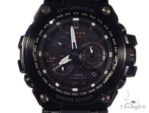 Casio G-Shock Men's Stainless Steel MT-G Series Watch MTGS1000BD-1A 48891 G-Shock