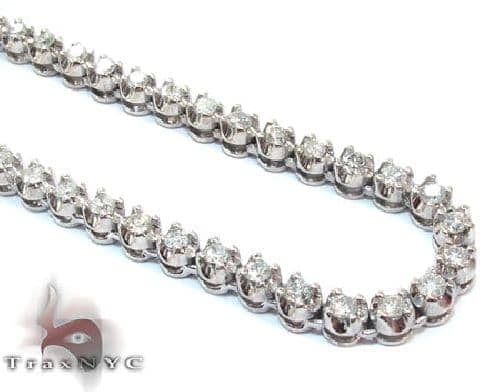 Polar Ice Chain 26 Inches 4mm 45 Grams 48897 Diamond