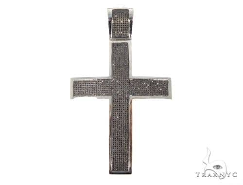 Black Diamond Cross Crucifix 45534 Diamond