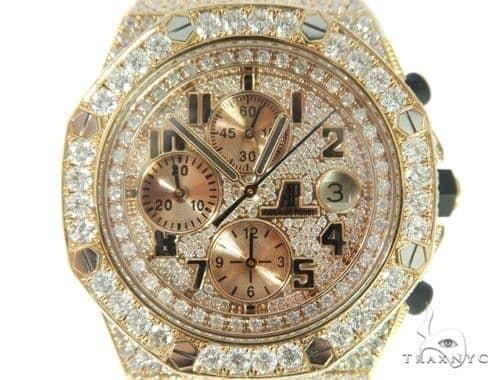 Pave Diamond Audemars Piguet Watch 49105 Audemars Piguet Watches