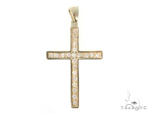Jacob Diamond Cross Crucifix 49181 Diamond