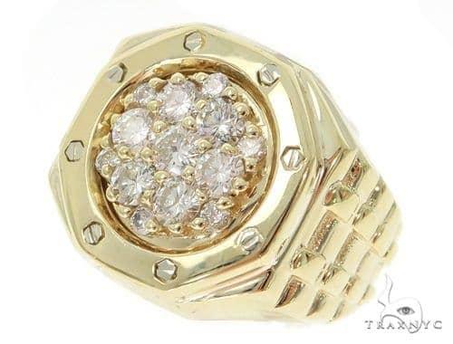 AP Diamond Ring 49413 Stone