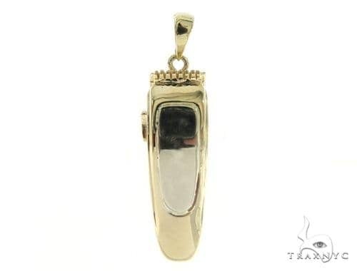 10k Gold Pendant 49423 Metal