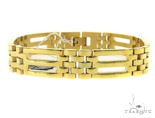 Men's Stainless Steel Bracelet 49457 Stainless Steel