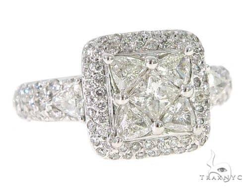 Prong Diamond Anniversary/Fashion Ring 49634 Anniversary/Fashion