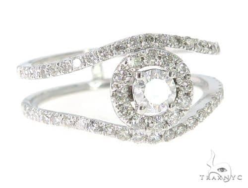 Prong Diamond Engagement Ring 49630 Engagement