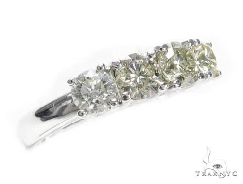 Prong Diamond Wedding Ring 41508 Wedding