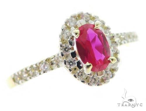 Ainos Anniversary/Fashion Gold Ring 49789 Anniversary/Fashion