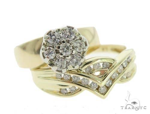 Prong Diamond Engagement Ring 49919 Engagement