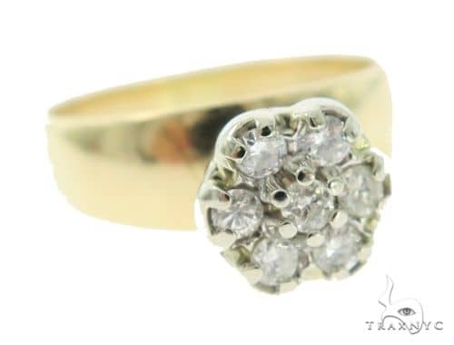 Prong Diamond Engagement Ring 49920 Engagement