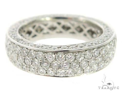 Prong Diamond Eternity Ring 56392 Stone