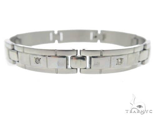 Stainless Steel Bracelet 56393 Stainless Steel