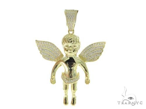 Angel Silver Pendant 56423 Style