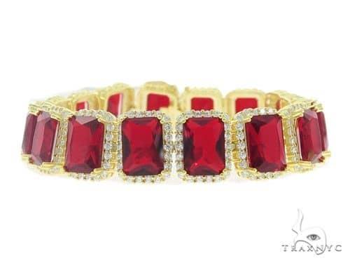 Silver Bracelet 56420 Silver & Stainless Steel