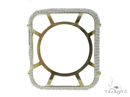 iPhone Diamond Watch Case Two Tone 45623 Watch Accessories