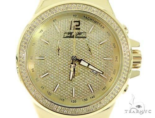 Diamond Joe Rodeo Liberty Watch JRLI3 56956 Joe Rodeo