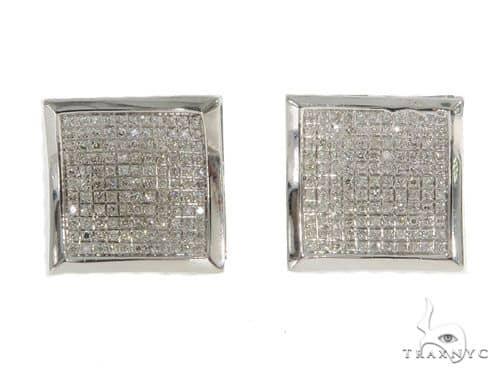 10KW Prong Diamond Earrings 57306 Stone