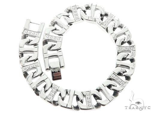 Stainless Steel Bracelet 57396 Stainless Steel