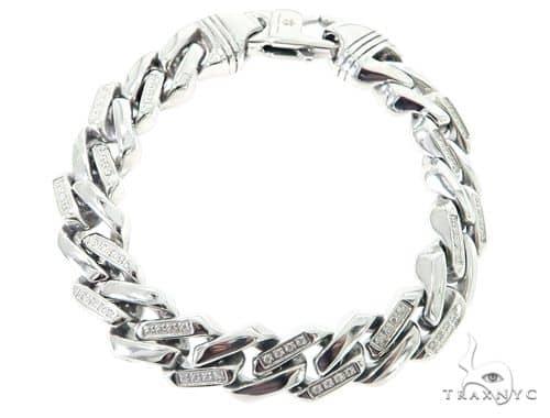 Stainless Steel Bracelet 57399 Stainless Steel