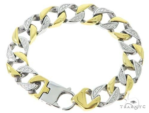 Stainless Steel Bracelet 57587 Stainless Steel