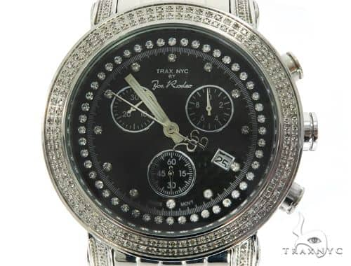 TraxNYC by Joe Rodeo Classic Diamond Watch 61475 Joe Rodeo