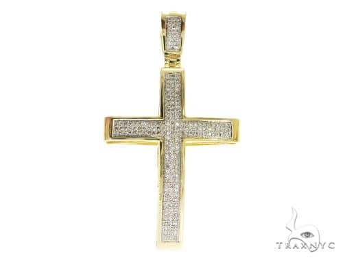 Junior Cross Crucifix 10383 Diamond
