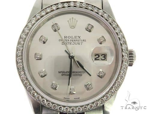 Rolex Datejust Steel 116200 2.00