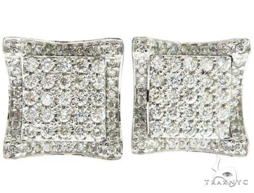 PQ Earrings 5 Stone