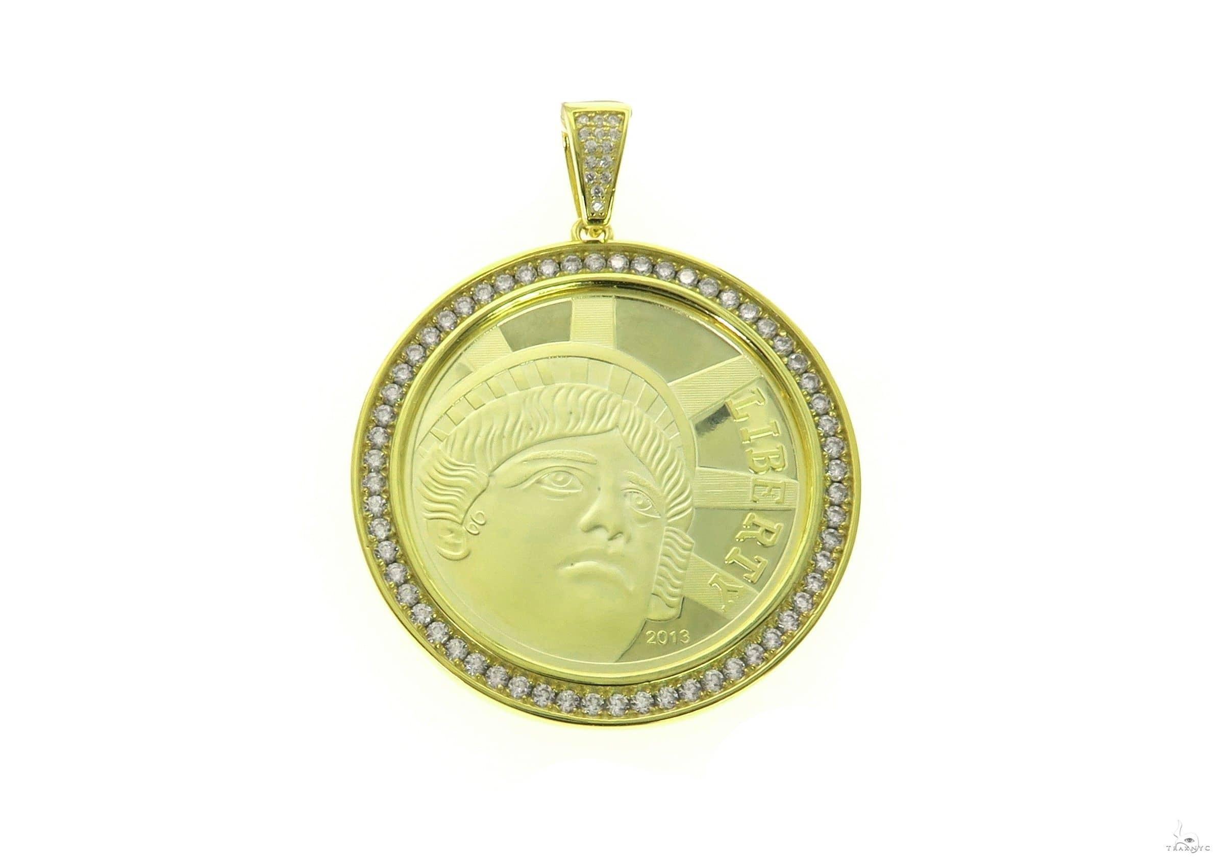Liberty Coin 63687 Metal