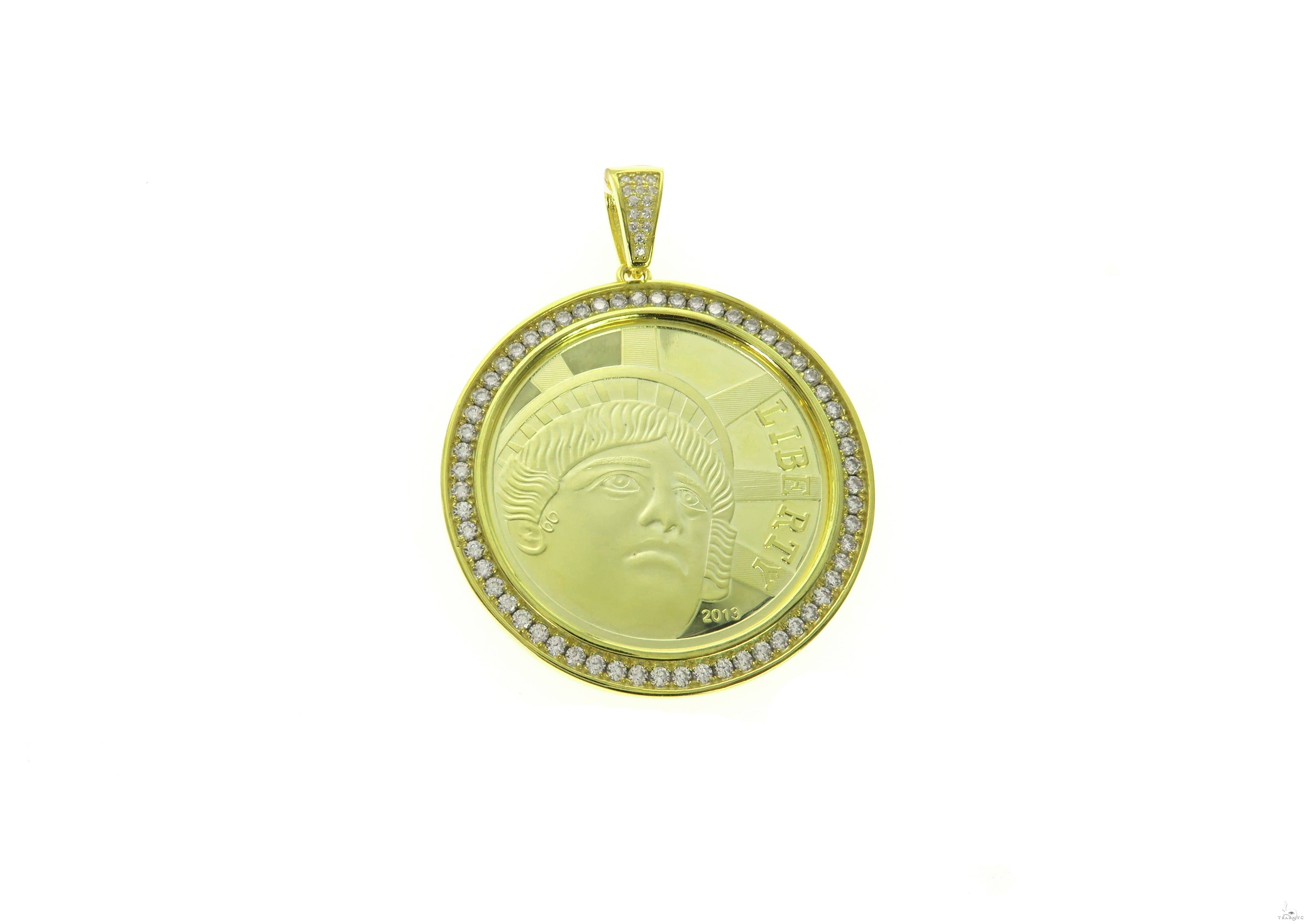 Liberty Coin 63687 Metal