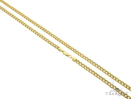 TraxNYC's Best Buy Cuban Link Chain 24 Inches 5mm 12.2 Grams 63757 Gold