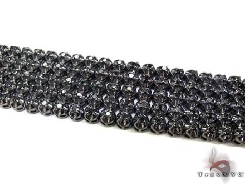 Custom Jewelry - Black Diamond Toni Bracelet 63785 Diamond