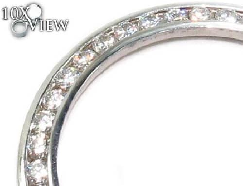 Diamond Bezel for Rolex Watch 64033 Watch Accessories
