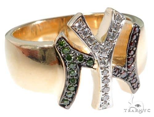 Custom Diamond Ring 64070 Stone
