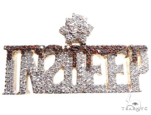 Custom Made IN2DEEP Diamond Pendant  64096 Metal