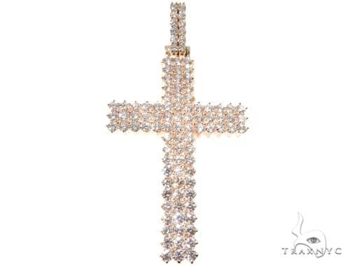 Tension Diamond Cross 64150 Diamond