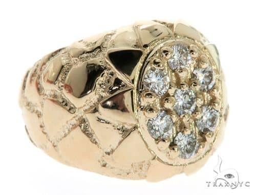 Diamond Nugget Ring Stone