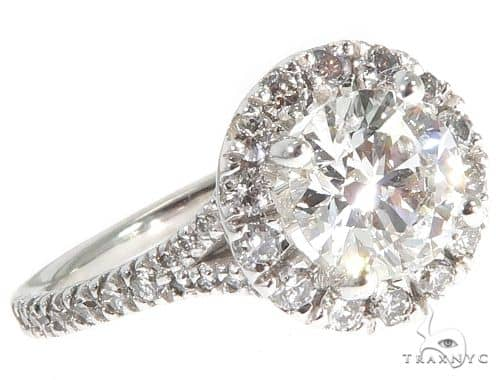 Diamond Halo Ring 64197 Anniversary/Fashion