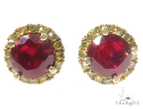 Diamond Studs 64379 Stone