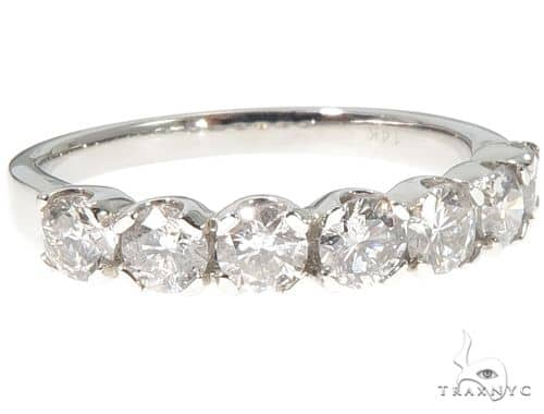 Ladies 7 Stone Diamond Engagement Ring 64484 Engagement