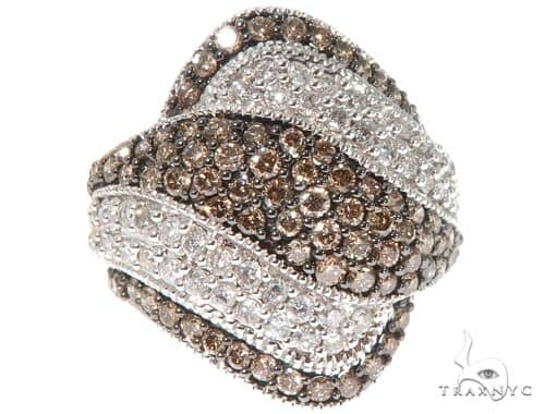 Ladies Cluster Diamond Ring 64485 Anniversary/Fashion