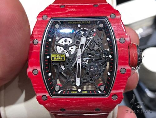 Richard Mille Rafael Nadal Automatic Movement NTPT Case 64697 Richard Mille