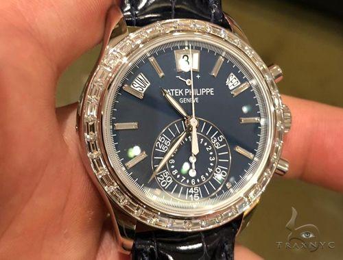 Patek Philippe 5961P-001 Platinum Chronograph, Annual Calendar 64699 Patek Philippe