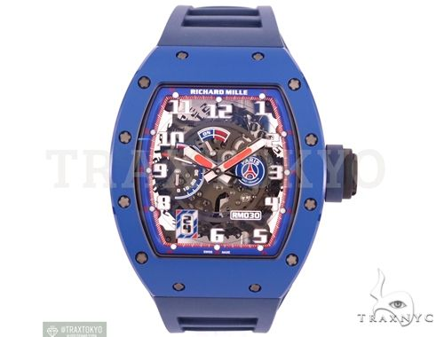 Richard MilleRichard Mille RM 030 PSG Edition 64677 Richard Mille