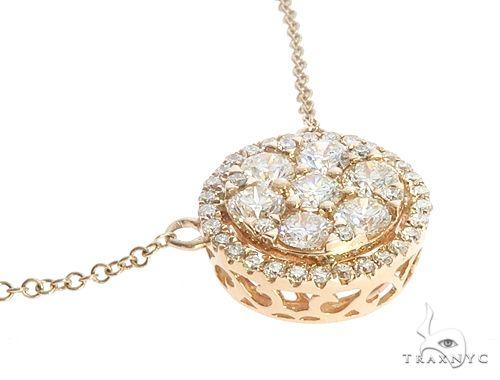 Ladies Diamond Necklace 65014 Diamond