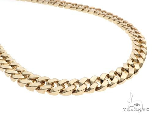 14k Yellow Gold Braccio Chain 65019 Gold