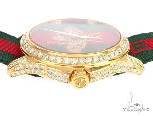 Le Marche des Merveilles Diamond 38mm Gucci Watch 65037 Gucci